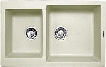 Кухонная мойка Zigmund & Shtain Rechteck 400.275 каменная соль