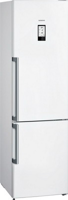 лучшая цена Двухкамерный холодильник Siemens KG 39 FHW 3 OR