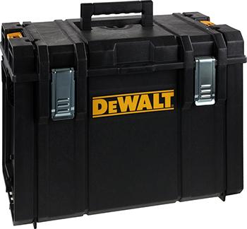 Ящик-модуль Stanley DS 400 для системы DEWALT TOUGH SYSTEM 4 IN 1 1-70-323 ящик модуль для системы dewalt tough system 4 в 1 stanley 1 70 323