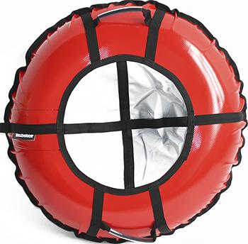 Тюбинг Hubster Ринг Pro красный-серый (90см) во4847-1 тюбинг hubster sport plus красный синий 90см во4188 3