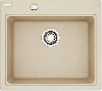 Кухонная мойка FRANKE MRG 610-58 бежевый