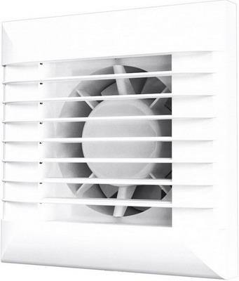 Вентилятор вытяжной с автоматическими жалюзи и фототаймером ERA EURO 6A ETF вентилятор эра 5s etf с фототаймером d125