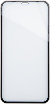 Защитное стекло Red Line iPhone 11 (6.1) Full Screen (3D) tempered glass Silicone Frame черный