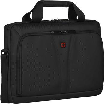 Чехол для ноутбука Wenger 14'' черный баллистический нейлон 35 x 6 x 26 см 5 л чехол д рюкзака 20 35 л