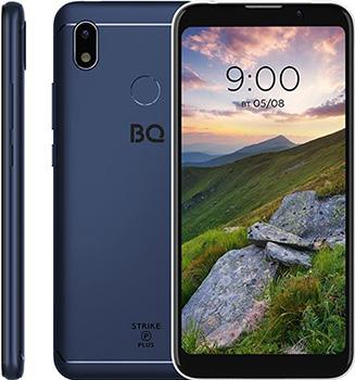 Смартфон BQ 5535L Strike Power Plus Dark-blue