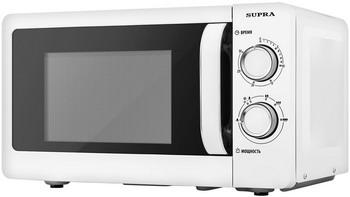 Фото - Микроволновая печь - СВЧ Supra 20MW55 микроволновая печь свч supra 20mw55