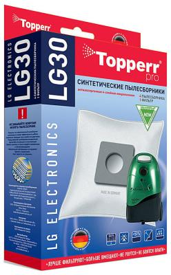 Набор пылесборники + фильтры Topperr 1408 LG 30 topperr lg 3