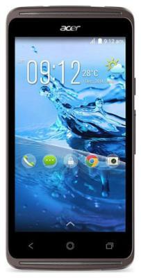 Смартфон ACER Liquid Z 410 Duo черный цена 2017