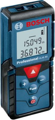 Дальномер лазерный Bosch GLM 40 Professional лазерный дальномер уклономер bosch glm 80 0 601 072 300