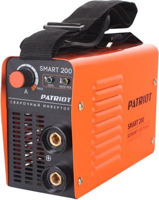 Сварочный аппарат Patriot SMART 200 MMA patriot wm 160at mma