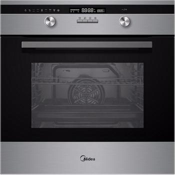 лучшая цена Встраиваемый электрический духовой шкаф Midea MO 781 E4 CX