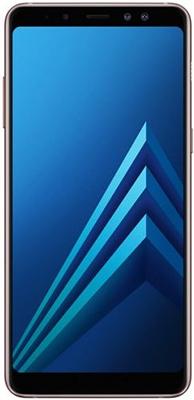 Смартфон Samsung Galaxy A8 (2018) SM-A530F/DS синий смартфон samsung galaxy a8 2018 black sm a530f exynos 7885 2 2 4gb 32gb 5 6 2220x1080 16mp 16mp 8mp 4g lte 2sim android 7 1 sm a530fzkdser