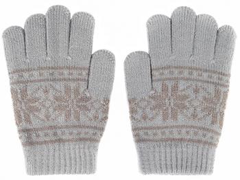 Перчатки детские Picollino GL-10580 grey fw 18 18 (12 лет) Серый aeg fw 5645 grey white