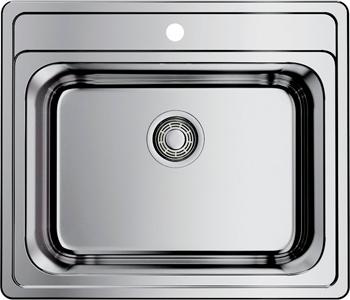 Кухонная мойка Omoikiri Ashi 56-IN нерж.сталь/нержавеющая сталь 4993449