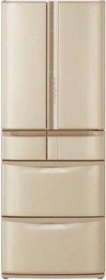 Многокамерный холодильник Hitachi R-SF 48 GU T светло-бежевый