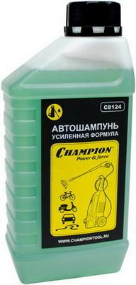 Автошампунь Champion усиленная формула 1л С8124 champion 952810 sae 30 1л