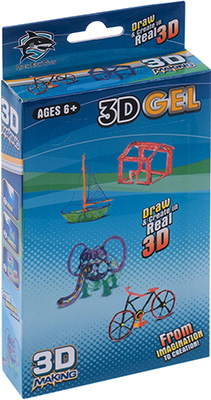 цена Набор картриджей 3D Making с жидким полимером (2 шт.) 1CSC 20003395 онлайн в 2017 году