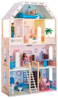 Кукольный домик Paremo Поместье Риверсайд (с мебелью) PD 318-02