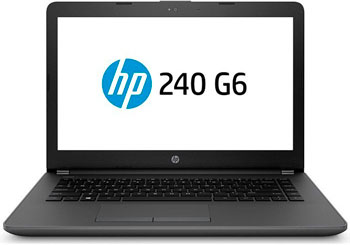 Ноутбук HP 240 G6  Celeron N 4000 Dark Ash Silver krauss n forest dark