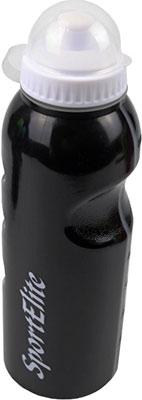 Бутылка спортивная Sport Elite 750 мл черный/белый В-320 бутылка спортивная sport victory nutrition цвет белый черный прозрачный 750 мл