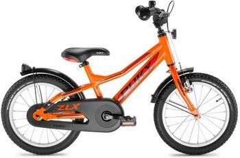 Велосипед Puky ZLX 16 Alu 4272 orange оранжевый