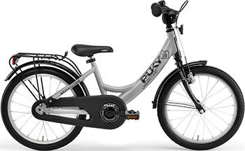 Велосипед Puky ZL 18-1 Alu 4331 grey серый цена 2017