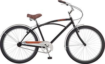 Велосипед Schwinn Baywood S 8052 INT Men 26 чёрный платье lemonada р s int