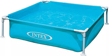 Бассейн Intex Mini Frame 122х122х30 337л 57173