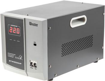 цена на Стабилизатор напряжения WESTER STW 10000 NP