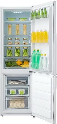 Двухкамерный холодильник Zarget ZRB 290 W холодильник zarget zrs 65w