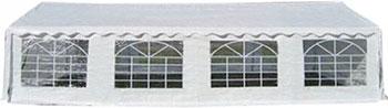 Шатер-павильон Афина AFM-1032 W White (5х8) садовый шатер afm 1013a