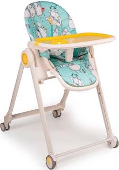 Стульчик для кормления Happy Baby ''BERNY BASIC'' BLUE недорого