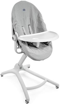 Набор для кроватки-стульчика Chicco Baby Hug 4-в-1 (поднос и гигиенический чехол) игровой подарочный набор chicco baby senses 4 предмета