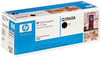 Картридж HP Q 3960 A Черный цены