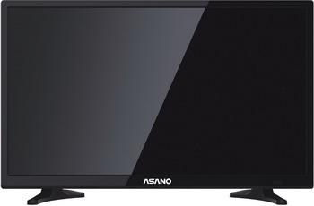 Фото - LED телевизор ASANO 20LH1010T черный телевизор asano 20lh1010t 20 2019