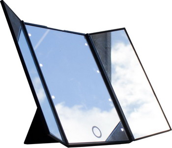 Зеркало настольное одностороннее Gess uLike Porto GESS-805p
