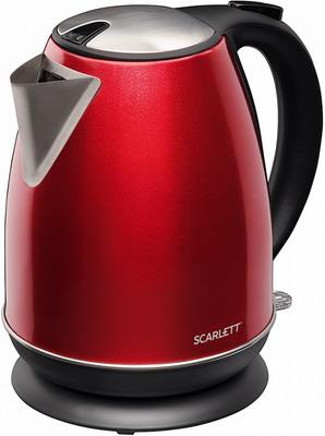 Фото - Чайник электрический Scarlett SC-EK21S87 электрический чайник scarlett sc ek21s76 красный