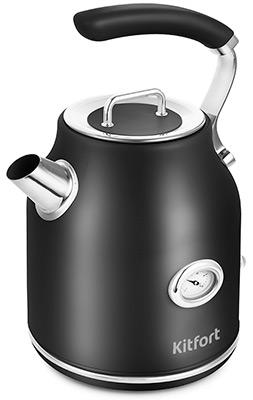 Чайник электрический Kitfort, KT-663-2, Китай  - купить со скидкой