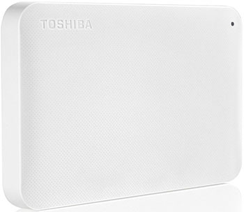 Внешний жесткий диск (HDD) Toshiba HDD 2.5'' 2.0Tb Canvio Ready (HDTP220EW3CA) White цена