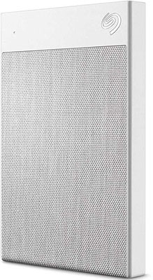 Внешний жесткий диск (HDD) Seagate STHH1000402 1ТБ Backup Plus Ultra Touch 2.5 USB 3.0 White