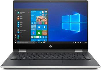 Ноутбук HP Pavilion x360 14-dh0002ur i3 (6PS37EA) Серебрянный