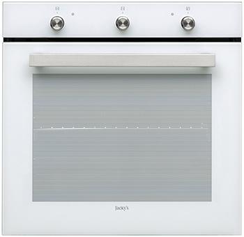 Встраиваемый электрический духовой шкаф Jacky`s JO EW7518 белый