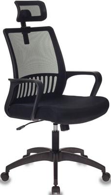 Кресло Бюрократ MC-201-H/TW-11 черный