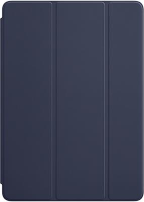 Обложка Apple iPad Smart Cover Midnight Blue (тёмно-синий) MQ4P2ZM/A цена и фото