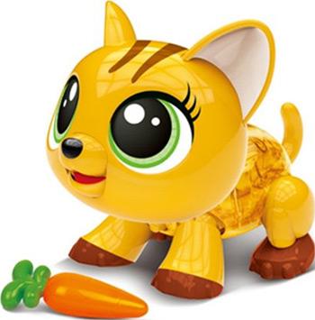 цены Робот-конструктор Наша игрушка Котёнок K-79
