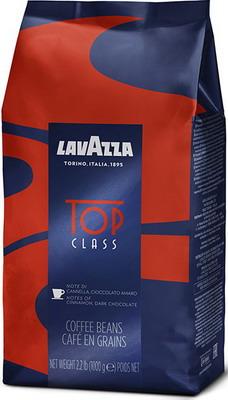 Кофе зерновой Lavazza Top Class Bag 1кг