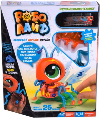 Игрушка 1 Toy РобоЛайф Красный Муравей (модель для сборки) 3*АG13 бат (входят) 20х25х4 Т16242