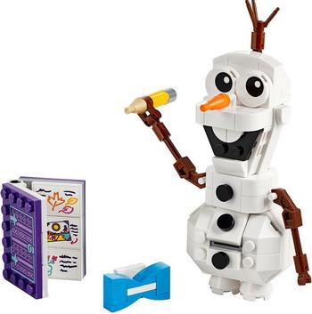 Конструктор Lego Princess Олаф 41169