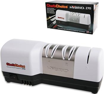 Точилка электрическая Chef's Choice CC270W белая электрическая точилка chef s choice cc316