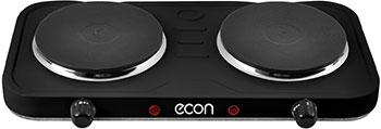 Настольная плита Econ ECO-232HP чёрный
